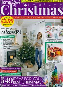 Homestyle Christmas Magazine ONE SHOT Order Online