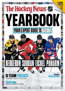 Hockey News Yearbook Magazine 2019/20 Order Online