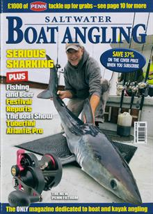 Saltwater Boat Angling Magazine Issue NOV-DEC