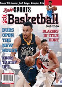 Lindys Pro Basketball Magazine 2019/20 Order Online
