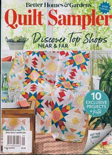 Bhg Quilt Sampler Magazine TOP SHOPS Order Online
