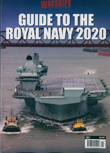 Guide To The Royal Navy      O Magazine Issue 2019/20