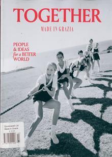 Together Made In Grazia (Ita) Magazine NO 2 Order Online