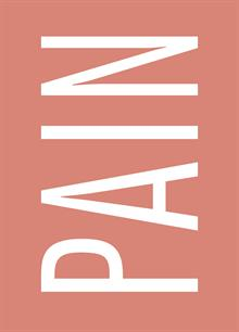 Pain Journal Magazine Issue Issue 3