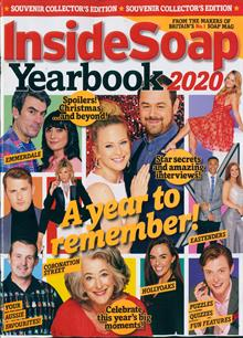 Inside Soap Yearbook Magazine ONE SHOT Order Online