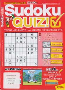 Sudoku Quiz Magazine 24 Order Online