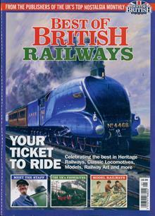 Best Of British Railways Magazine 31/10/2019 Order Online