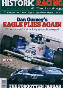 Historic Racing Tech Magazine NO 24 Order Online
