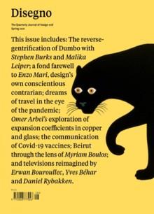 Disegno Magazine Issue NO 28