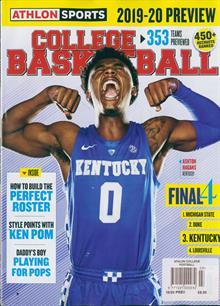 Athlon College Basketball Magazine 19/20 PREV Order Online