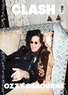 Clash 113 Ozzy Osbourne Magazine 113 Ozzy Order Online