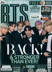 K Pop Superstars Bts Magazine Issue ONE SHOT