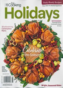 Fine Cooking Special Magazine Issue HOLIDAYS