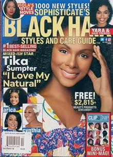 Soph. Black Hair Guide Magazine OCT-NOV Order Online