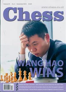 Chess Magazine DEC 19 Order Online