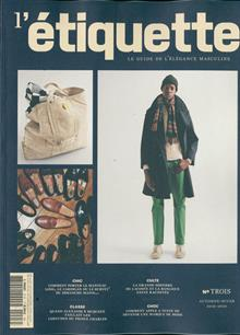 L Etiquette Magazine 03 Order Online