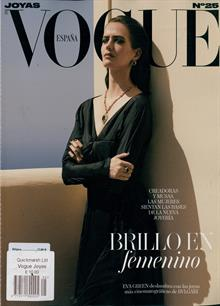 Vogue Joyas Magazine Issue 25