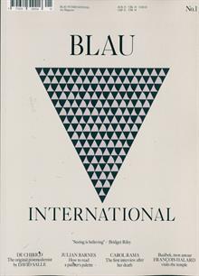 Blau Magazine NO 1 Order Online
