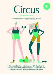 Circus Journal Bath Magazine Spring 20 Order Online