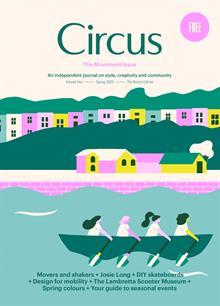 Circus Journal Bristol Magazine Spring 20 Order Online