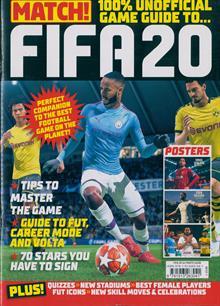 Match Fifa 20 Special Magazine 2020 Order Online
