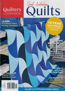 Great Australian Quilts Magazine N10 Order Online
