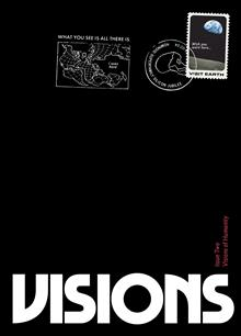 Visions Magazine Issue 2 Order Online