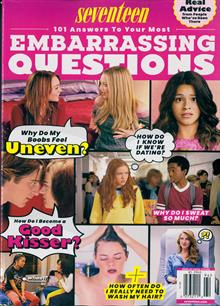 Seventeen Magazine Issue EMBAR QUES