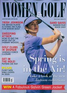 Women And Golf Magazine MAR-APR Order Online