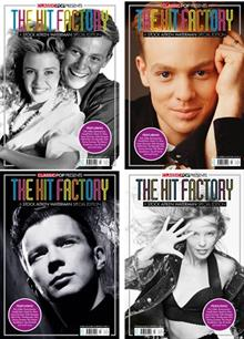 Classic Pop Presents Magazine THEHITFAC Order Online