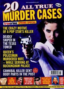 True Crime Special Magazine SPRING Order Online