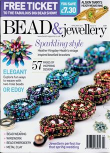 Bead And Jewellery Magazine APR-MAY Order Online
