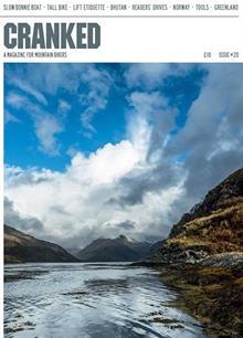 Cranked Magazine Issue 20 Order Online