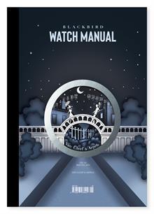 Blackbird Watch Manual Magazine Vol 2 Order Online