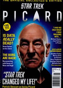 Star Trek Picard Off Coll Edi Magazine ONE SHOT Order Online