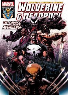 Wolverine And Deadpool Magazine NO 11 Order Online