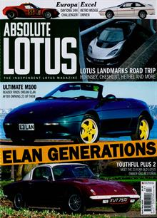 Absolute Lotus Magazine Issue NO 13