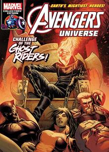 Avengers Universe Magazine NO 11 Order Online