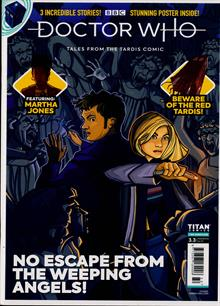 Doctor Who Tales From Tardis Magazine NO 3.3 Order Online