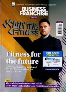 Business Franchise Magazine APR 20 Order Online
