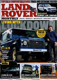 Land Rover Monthly Magazine JUN 20 Order Online