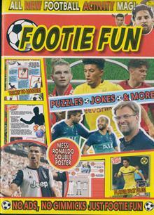 Footie Fun Magazine NO 1 Order Online