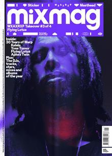 Mixmag Dec 19 Magazine Flying Lotus Order Online