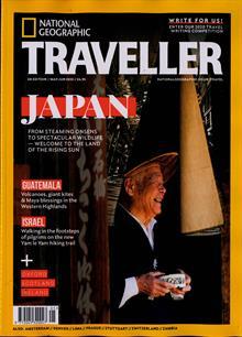 Nat Geo Traveller Uk Magazine MAY/JUN Order Online