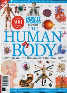 Bz How It Works Ins Hum Body Magazine ONE SHOT Order Online