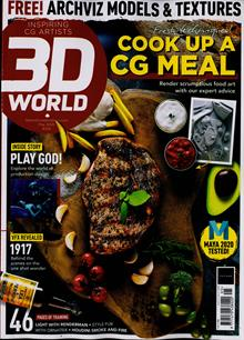 3D World Magazine MAY 20 Order Online
