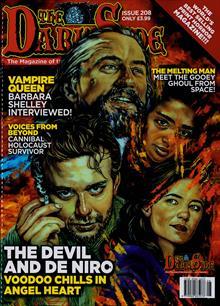 Darkside Magazine NO 208 Order Online