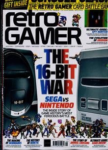 Retro Gamer Magazine NO 205 Order Online