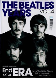 Beatles Years Magazine NO 4 Order Online
