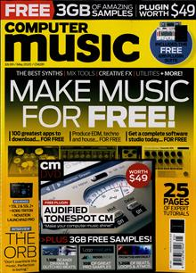 Computer Music Magazine MAY 20 Order Online